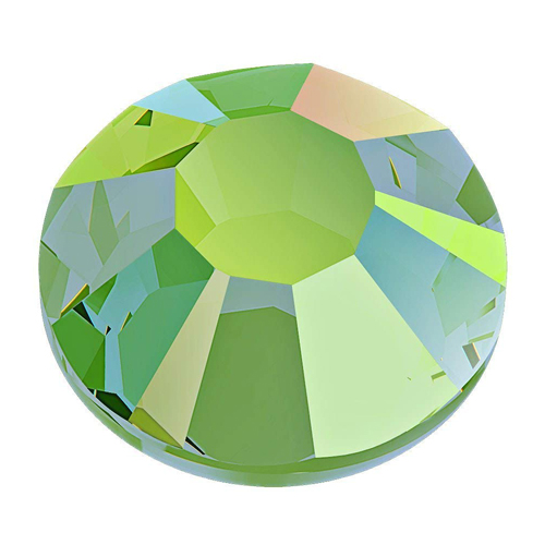 1440  Peridot AB -  2028 Swarovski SS20 Glue On Flat Backs