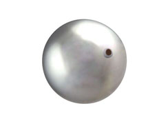 Light Grey - 3mm Round  Swarovski 5810 Crystal Pearls Factory Pack