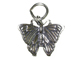 Sterling Silver Butterfly Charm with Jumpring