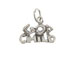 Sterling Silver God Child Charm with Jumpring