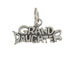 Sterling Silver Grand Daughter Charm with Jumpring