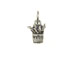 Sterling Silver French Fries Charm with Jumpring