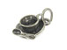 Sterling Silver Cup, Spoon & Saucer Charm with Jumpring