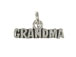 Sterling Silver Grandma Charm with Jumpring