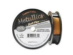 30 Feet - Soft Flex .014 inch FINE 21 Strand Wire  Copper