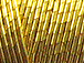 490 Feet - Gold color Metallic Thread
