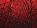 490 Feet - Red Metallic Thread Spool