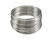 1 Ounce - Beadalon Stainless Steel Large Bracelet Memory Wire