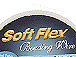 30 Feet - Soft Flex .024 inch HEAVY 49 Strand Wire  Clear (Satin Silver)