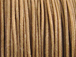 Supreme Waxed Cotton Cord 1mm Round Natural 250 Yards