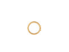 25 - 7mm Open 18 Gauge (Heavy Duty) 14K Gold-Filled Jump Rings