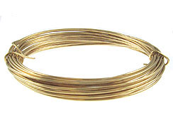 26 Gauge Gold Filled Round Wire Dead Soft