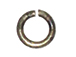 16 Gauge Round Open Jump Ring Antique Brass Plated