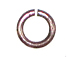18 Gauge Round Open Jump Ring Copper Plated