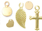 Gold-Filled Charms