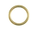 14K Gold-Filled Closed Jump Rings