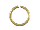 14K Gold-Filled Open Jump Rings