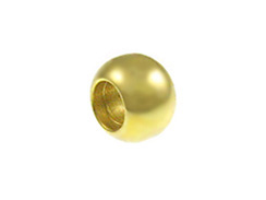 6mm Ball Bead (Brass Plated)