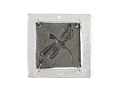 Dragonfly Pewter Pendant