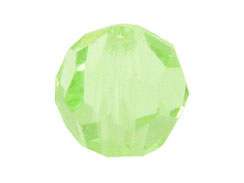 Chrysolite  - Swarovski 5000 6mm Round Faceted Beads Factory Pack
