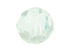 Light Azore - Swarovski 5000 4mm Round Faceted Beads Factory Pack
