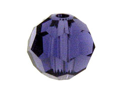 Purple Velvet Swarovski Round Crystal Beads  Factory Pack of 288