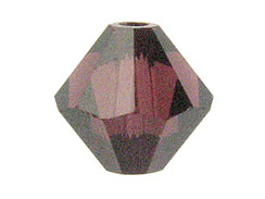 3mm Burgundy - Swarovski 5301/5328 Bicone Beads Factory Pack of 1440