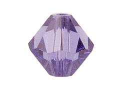 4mm Tanzanite - Swarovski Bicones Factory Pack