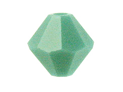 5mm Turquoise - Swarovski 5301/5328 Bicone Beads Factory Pack of 720