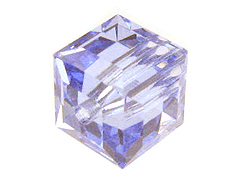 Light Sapphire Swarovski 5601 4mm Cube Beads Factory Pack