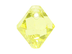 Jonquil - 8mm Swarovski Top Drilled Bicones Factory Pack