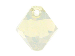 White Opal - 8mm Swarovski 6301 Top Drilled Bicones Factory Pack of 288