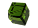 6mm Olivine Offset Swarovski 5600 Factory Pack