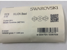 Swarovski Factory Packs