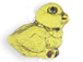Chick - Teeny Tiny Peruvian Ceramic Bead