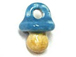 Pacifier Mixed Colors - Teeny Tiny Peruvian Ceramic Bead