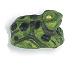 Green Tree Frog - Teeny Tiny Peruvian Ceramic Bead